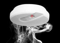 White Smoke Alarm Detector