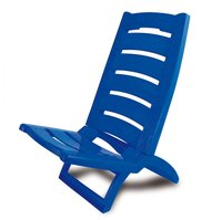 Plastic Portable Folding Low Beach Chairs