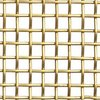 Finely Finished Brass Mesh