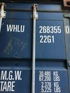 Empty Used Shipping Containers