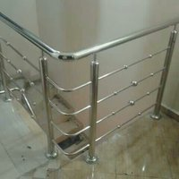 Stainless Steel Indoor Railing