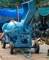 Durable Concrete Mixer Machine