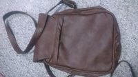 Leather Sling Side Bag
