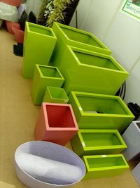 All Color All Shape FRP Planters