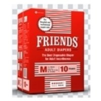 Friends Adult Diaper - Overnight