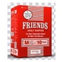 Friends Adult Diaper - Overnight