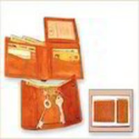 Pure Leather Clutch Wallets