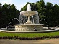 Strong Construction Garden Fountains