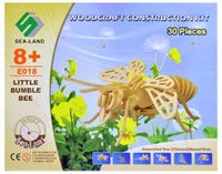 Wooden Construction Kit - Bumble Bee Educational Toys