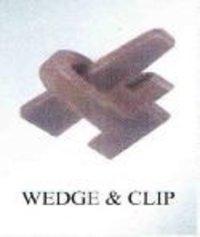 Scafollding Wedge & Clip