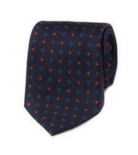 Perfect Printed Silk Tie