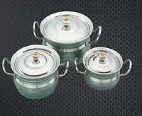 Stainless Steel Cookware (Ajanta)