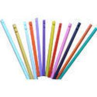 Multicolor Whistle Plastic Sticks (Size: 62 Mm - 80 Mm)