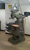 Fully Automatic Milling Machine