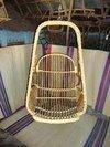 Light Weight Cane Swing Chair