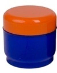 MP White PP Cream Jar