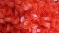 Plastic Red CTC Cap