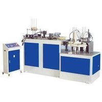 Heavy Duty Paper Glass Making Machine