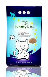 NeatyKitty Premium Quality Cat Litter