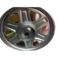E Rickshaw Metal Wheel Rim
