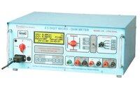 Winding Resistance Meter (Model No PE 18RC))