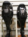 Used Pair Suzuki 140hp Outboard Motor Engines