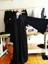 Korean Nida Fabric Abaya