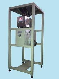 Gravity Feed Metal Detector Cum Separator