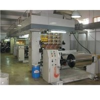 Solventless Lamination Machine (Left To Right)
