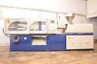 Servo Horizontal Plastic Injection Molding Machine 100ton