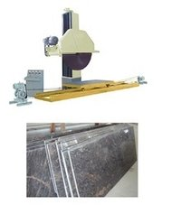 Fully Automatic Granite And Marble Block Cutting Machine