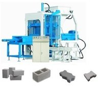 Fully Automatic Multi Function Block Making Machine