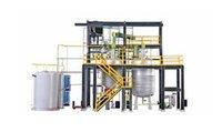 Solvent Based Resin Plant