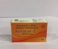 Ketoconazole Zpto Aloe Vera Glycerin Soap