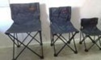 High Comfort Camping Chair