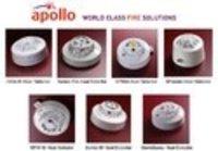 White Corporate Fire Detectors