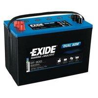 Exide Dual Agm Inverter Battery