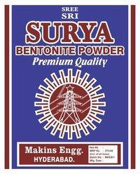 Premium Quality Bentonite Powder