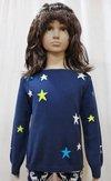 Designer Girl Intarsia Sweater