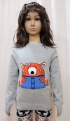 Girl Kid Sweaters