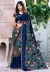 Designer Ladies Printed Sarees