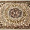 Beautiful Design Handmade Knotted Carpets
