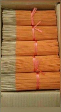 13Inch Raw China Orange Incense Agarbatti