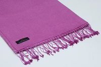 Pashmina And 30 Silk Wrap With Tassels Shawl