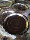 Disposable Silver Foil Paper Plates