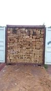 Natural African Teak Wood