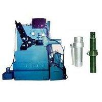 Automatic Hydraulic Pipe Threading Machine.