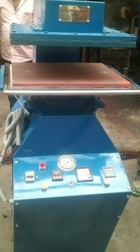 Leather Embossing And Glazing Machine
