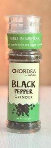 Natural Black Pepper Grinder