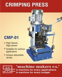 Wire Crimping Press Machine